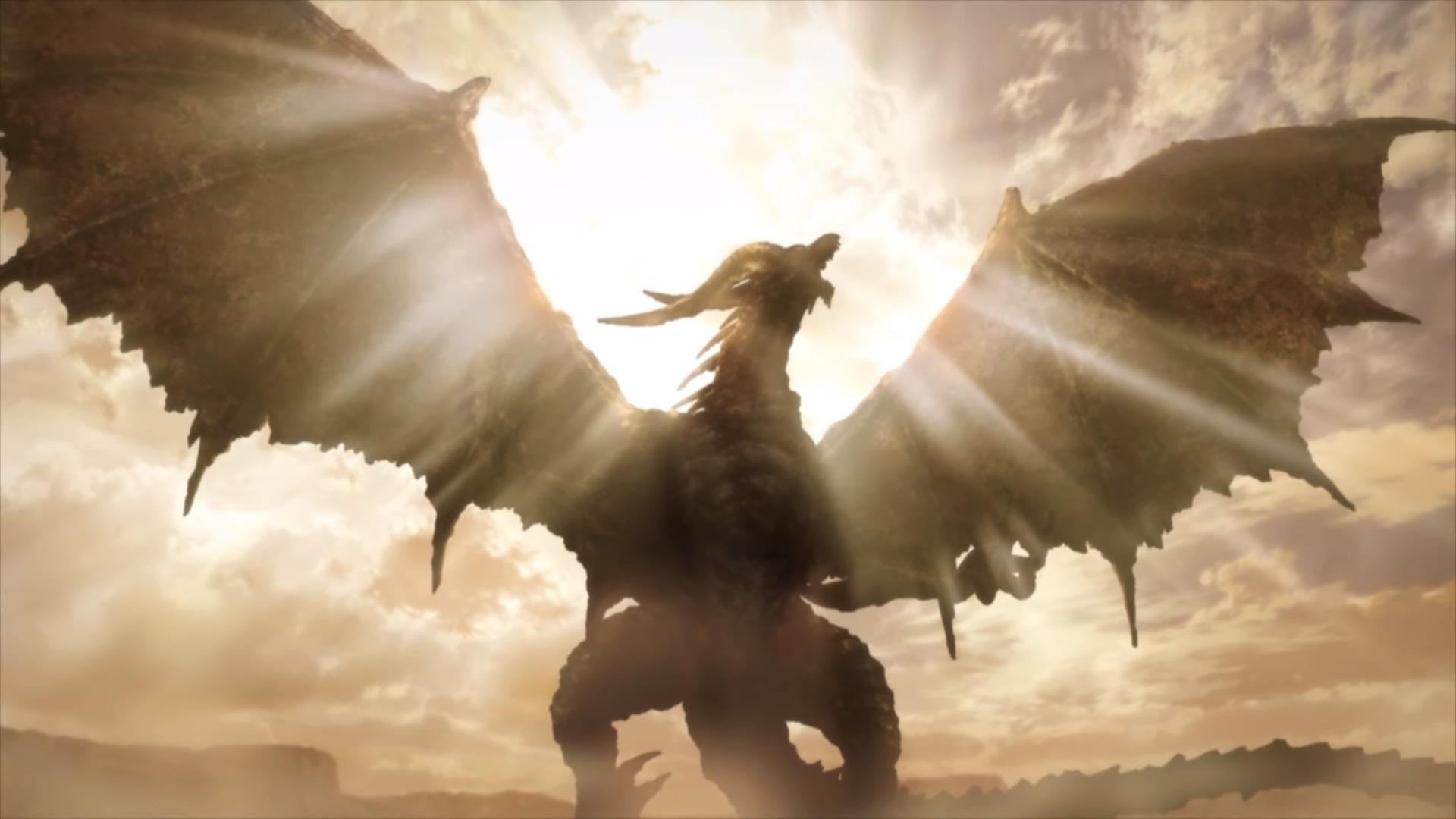 神撃のバハムート Genesis 感想 超美映像の王道ファンタジー