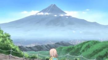 ヤマノススメ 富士山