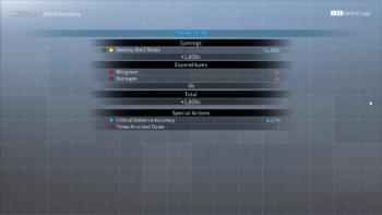E3デモンエクスマキナ ミッション完了