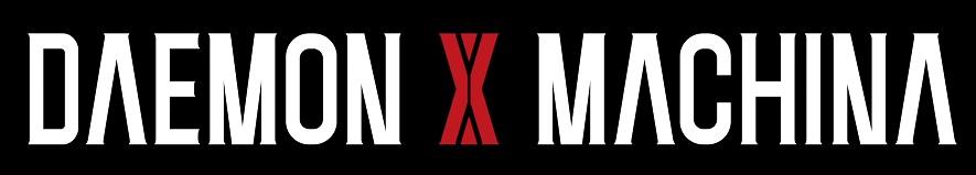 E3デモンエクスマキナ ロゴ