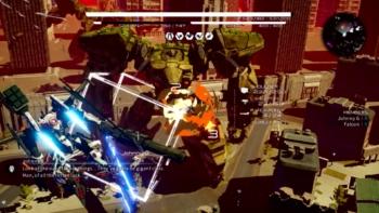 E3デモンエクスマキナ 巨大兵器