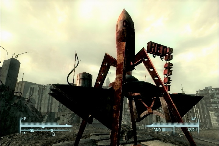 fo3 ロケット