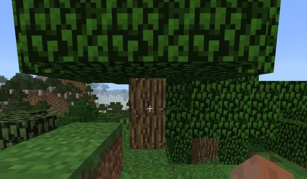 マイクラ 木