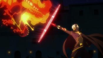 異世界魔王と召喚少女の奴隷魔術、主人公の攻撃