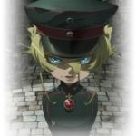 アニメ「幼女戦記」キービジュアル