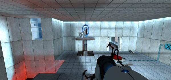 Portal パズル