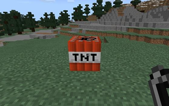 マイクラ TNT
