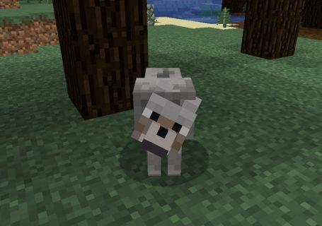 マイクラ オオカミ