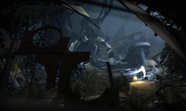 Portal2 ロード画面