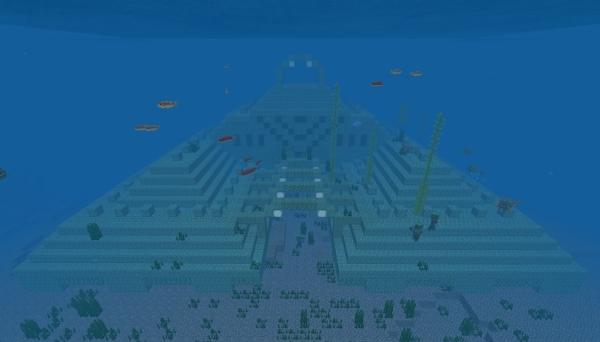 マイクラ 海底神殿