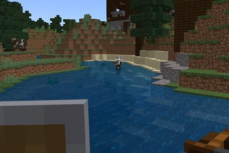 マイクラ 略奪者水上