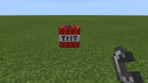 マイクラ TNT使い方