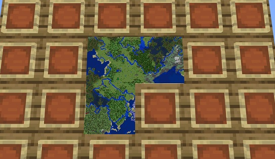 【マイクラ】地図について解説!使い方や拡張方法、覚えておきたいことなど