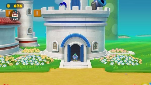 マリオメーカー2 ヤマムラ隠れ家