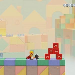 【マリオメーカー2】スーパーボールマリオとビルダーマリオの出現方法