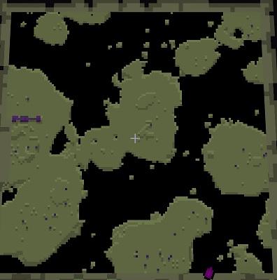 マイクラ ジ・エンド地図