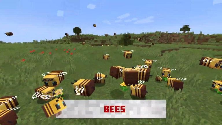 マイクラ BEES