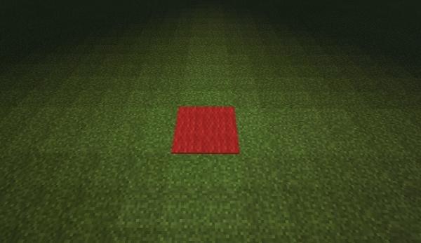 マイクラ 床下照明