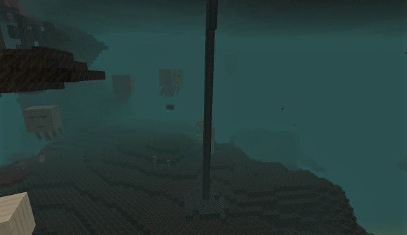 マイクラ 玄武岩の柱
