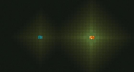 マイクラ 青い炎の明るさ比較