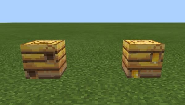 マイクラ ハチの巣ブロック