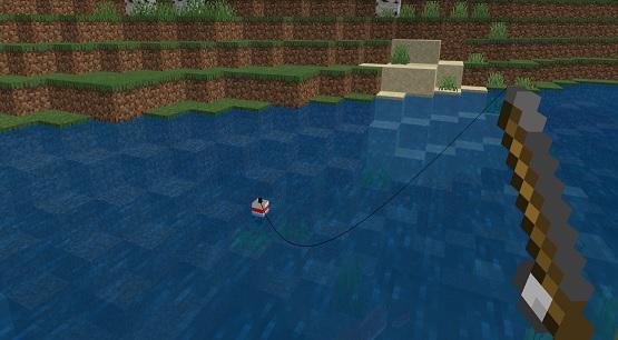 【マイクラ】釣りの仕方や釣れるアイテム一覧、釣りの仕様など
