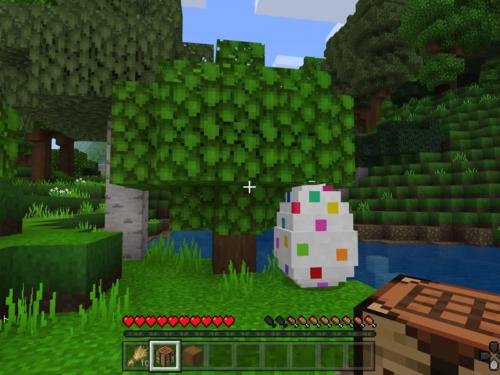 マイクラ 世界テンプレート ラッキーワールドペット 卵